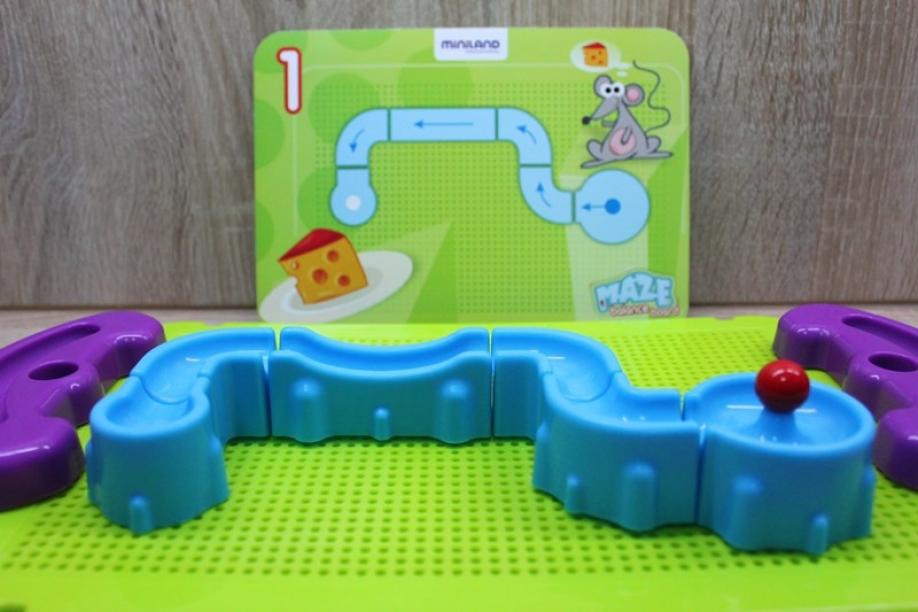 ★專家來了★優質玩教具Miniland玩法大公開! Part 2~